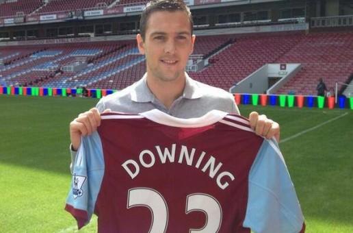 Downing prestúpil do West Hamu